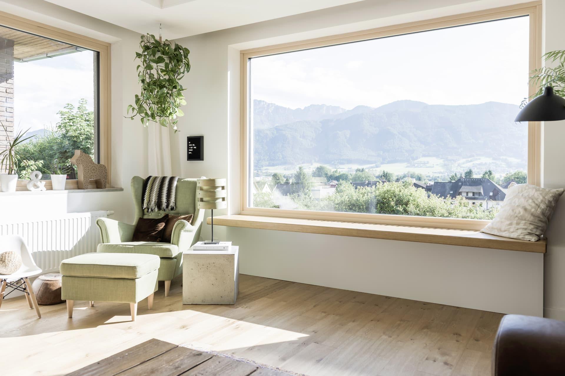 Fensterprofile Holz