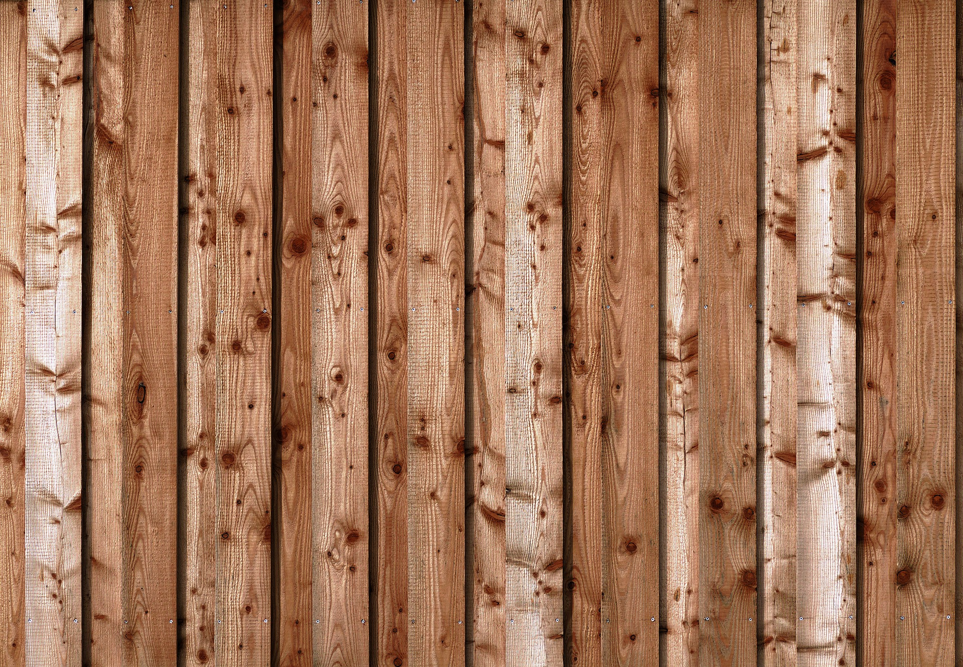 Zaunlatten, Banklatten und Bankprofile aus Holz